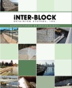 inter-Block Retaining Systems Brochure