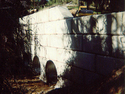 Concrete Segmental Headwall