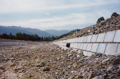 Flood Control Structure